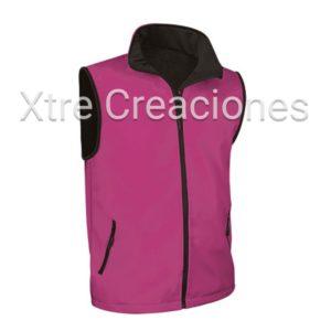 Chaleco softshell